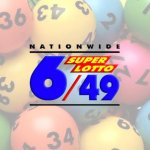 6/49 Super Lotto Results Today