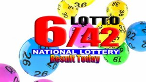 6/42 Lotto Results Today