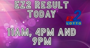 PCSO EZ2 Results Today Aug 24, 2020 11AM 4PM 9PM