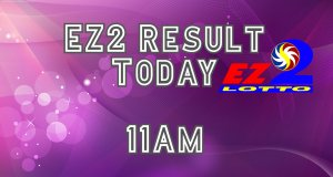 PCSO EZ2 Result Today Aug 24, 2020 11AM