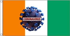 How Many COVID 19 Cases in Côte d'Ivoire