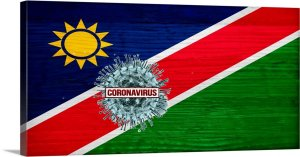 How Many COVID 19 Cases in Namibia