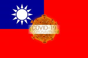 How Many COVID 19 Cases in Taiwan
