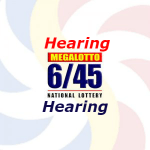 6/45 Mega Lotto Hearing Today