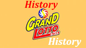 6/55 Grand LOTTO Results History