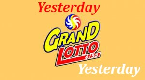 6/55 Grand Lotto Results Yesterday September 21, 2020