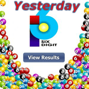 PCSO 6D Results Yesterday September 17, 2020