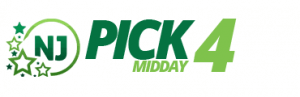 New Jersey Pick 4 Midday Lottery February 26, 2021